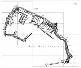 cartografia port eivissa topografia