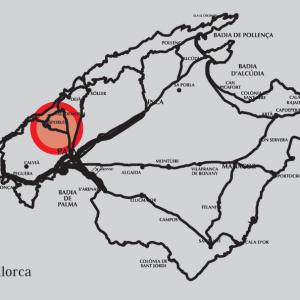 mapa esporles estado actual viviendas