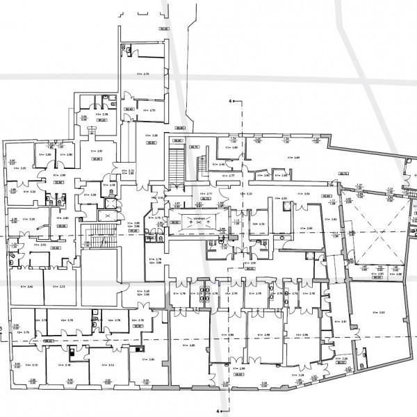 estado actual hospital general de palma topografía PTM 2