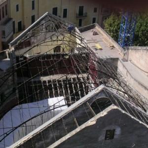 replanteo de la remodelación del teatre principal de palma
